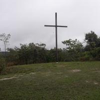 A cruz da nossa capela